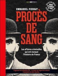 Procès de sang : les affaires criminelles qui ont marqué l'histoire de France