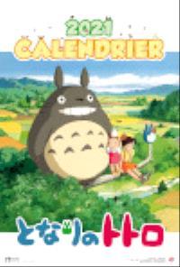 Studio Ghibli : calendrier 2021