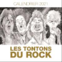 Les tontons du rock : calendrier 2021