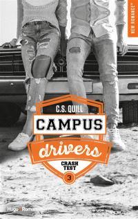 Campus drivers. Volume 3, Crash test