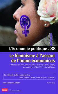 Économie politique (L'). n° 88, Le féminisme à l'assaut de l'homo economicus