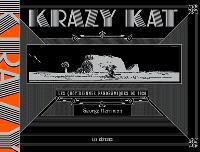 Krazy Kat : les quotidiennes panoramiques de 1920