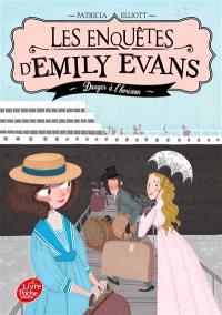 Les enquêtes d'Emily Evans. Volume 2, Danger à l'horizon