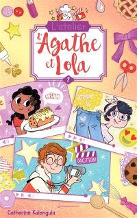 L'atelier d'Agathe et Lola. Volume 2, Tous pour Benji