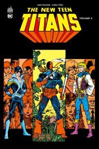 The new Teen titans. Volume 4