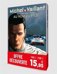 Michel Vaillant : nouvelle saison : pack T1 + T2