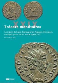 Le trésor de Saint-Germain-lès-Arpajon (Essonne), un dépôt géant du IIIe siècle après J.-C.