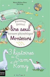 3 histoires de Sam et Romy