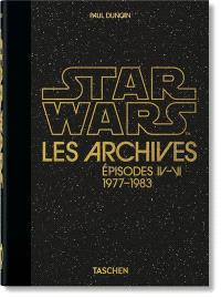 Star Wars : les archives, Episodes IV-VI, 1977-1983