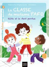 La classe de madame Pafo, Réda et la dent perdue
