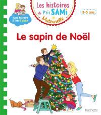 Le sapin de Noël : petite-moyenne sections, 3-5 ans