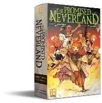 The promised neverland : coffret T16 + gag manga