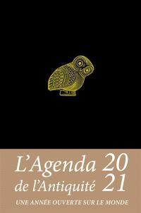 L'agenda de l'Antiquité 2021 : une année ouverte sur le monde