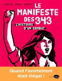 Le manifeste des 343 : l'histoire d'un combat