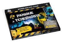 Panique à Tchernobyl : soirée escape game