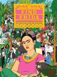FIND FRIDA /ANGLAIS