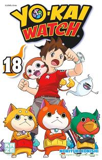 Yo-kai watch. Volume 18