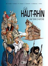 Le Haut-Rhin : une terre d'histoire