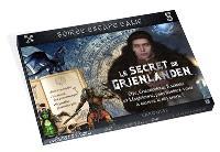 Le secret de Grienländen : elfe, ensorceleur, barbare et magicienne, parviendrez-vous à sauver le royaume ? : soirée escape game