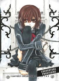 Vampire knight : coffret collector tomes 1 à 3