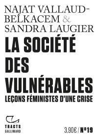 La société des vulnérables : leçons féministes d'une crise