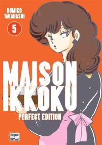 Maison Ikkoku. Volume 5