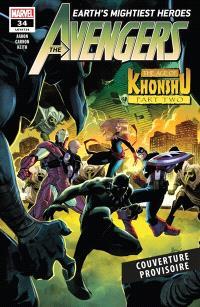 Avengers. n° 12