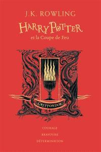 Harry Potter. Volume 4, Harry Potter et la coupe de feu : Gryffondor : courage, bravoure, détermination