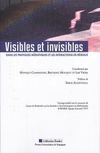 Visibles et invisibles dans les pratiques médiatiques et les interactions en réseaux