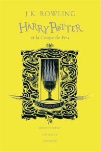 Harry Potter. Volume 4, Harry Potter et la coupe de feu : Poufsouffle : dévouement, patience, loyauté