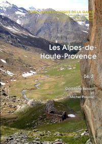 Carte archéologique de la Gaule. Volume 04-2, Les Alpes-de-Haute-Provence