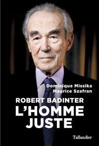 Robert Badinter : l'homme juste