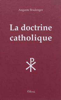 La doctrine catholique