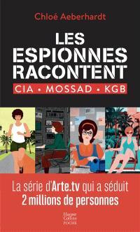 Les espionnes racontent, Chloé Aeberhardt