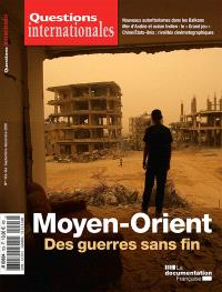 Questions internationales. n° 103-104, Moyen-Orient : des guerres sans fin