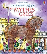 Les mythes grecs : la peinture magique