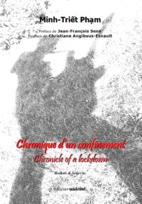 Chronique d'un confinement : haïkus et senryûs = Chronicle of a lockdown : haïkus et senryûs