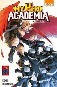 My hero academia. Volume 27, One's justice