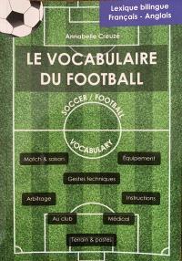 Le vocabulaire du football