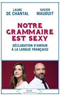 La Grammaire est sexy