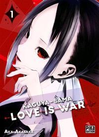 Kaguya-sama : love is war. Volume 1