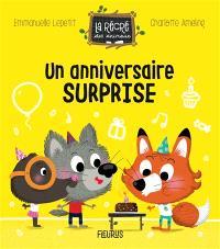 Un anniversaire surprise