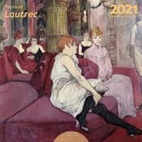 Calendrier Toulouse Lautrec 2021