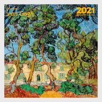 Calendrier Van Gogh 2021