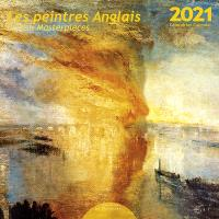 Calendrier Les Peintres anglais 2021