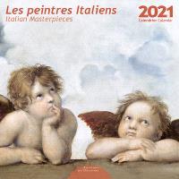 Calendrier Les Peintres italiens 2021