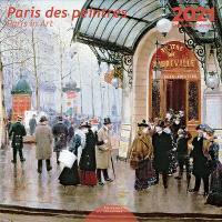 Calendrier Paris des peintres 2021