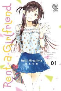 Rent-a-girlfriend. Volume 1