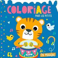 En musique : coloriage pour les petits