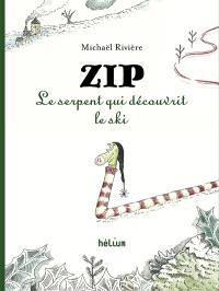 Zip : le serpent qui découvrit le ski
